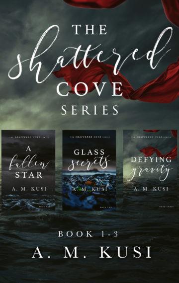 The Shattered Cove Series Boxset: Books 1 – 3